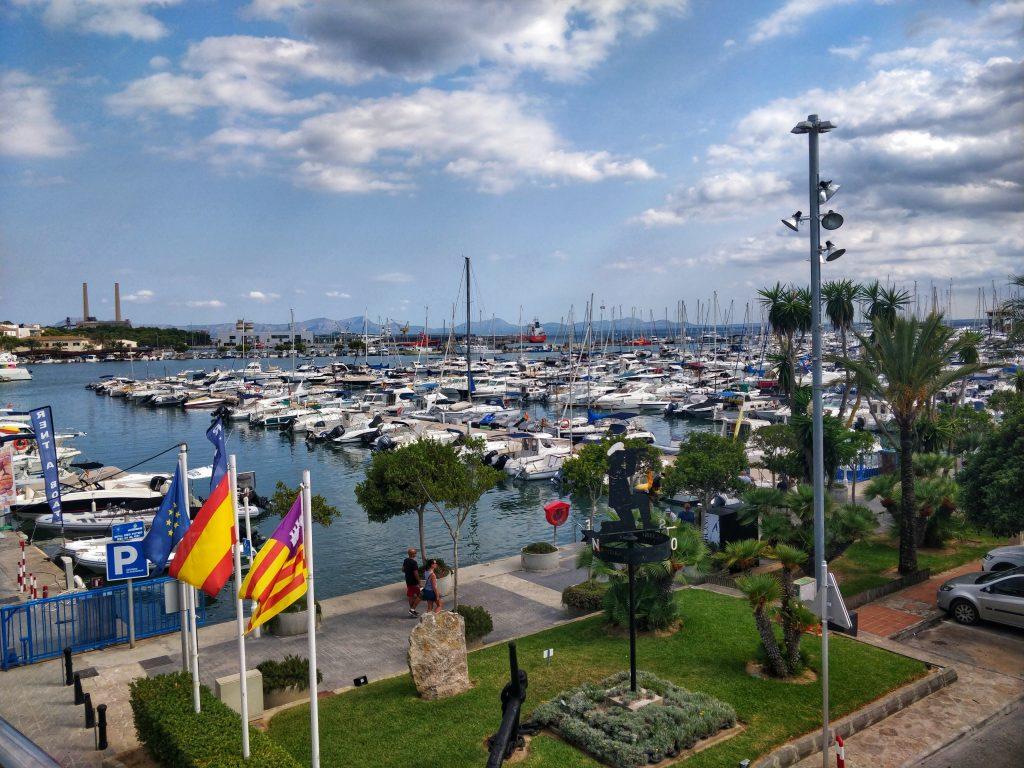 Le Port d'Alcudia