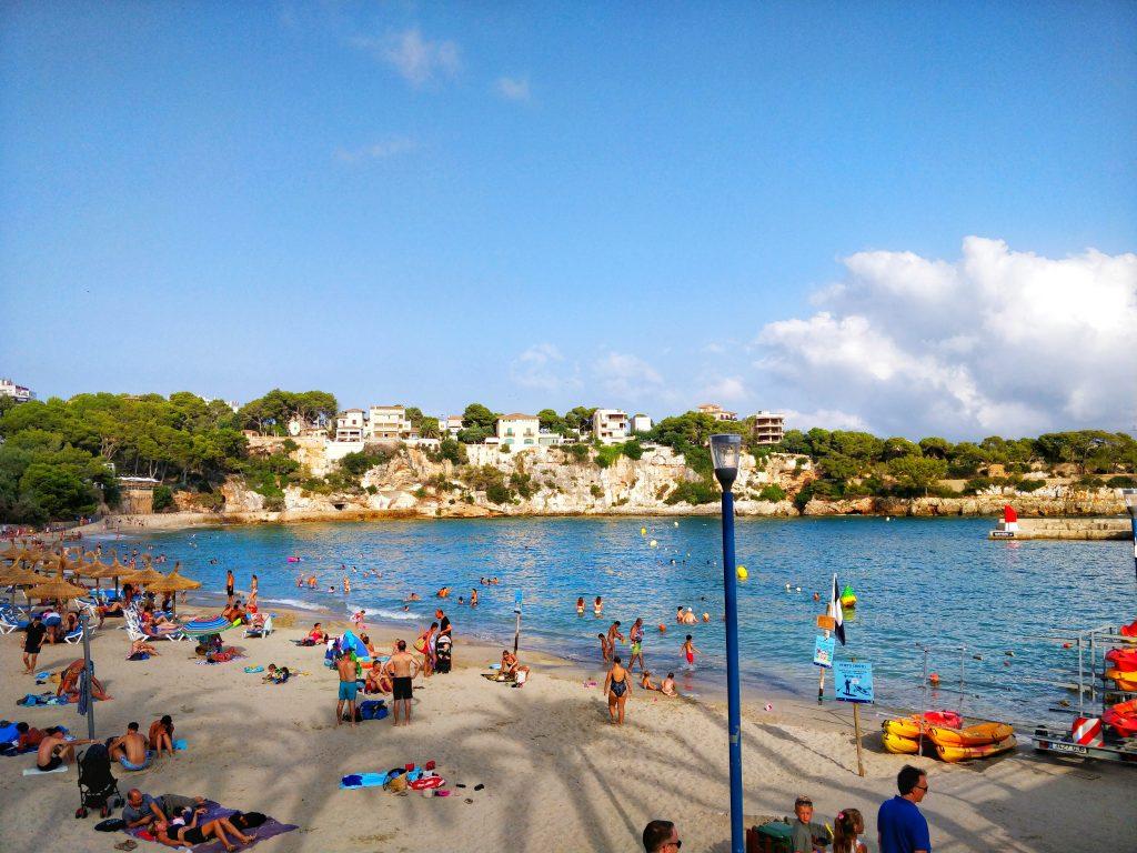 Les plages d'Alcudia