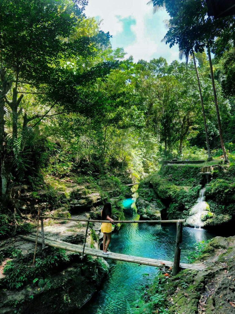 Cangkalanog Falls