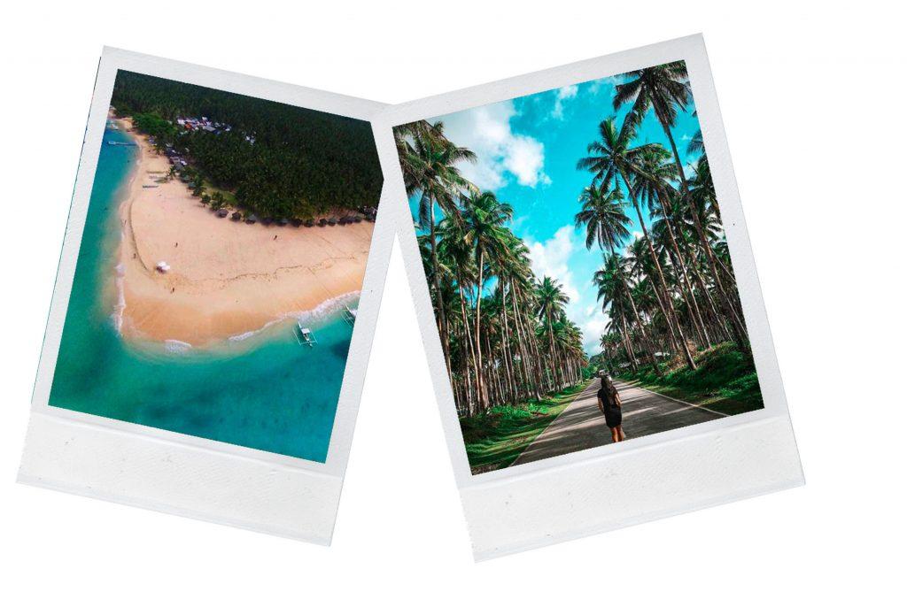 itinéraire d'un mois aux Philippines - Siargao